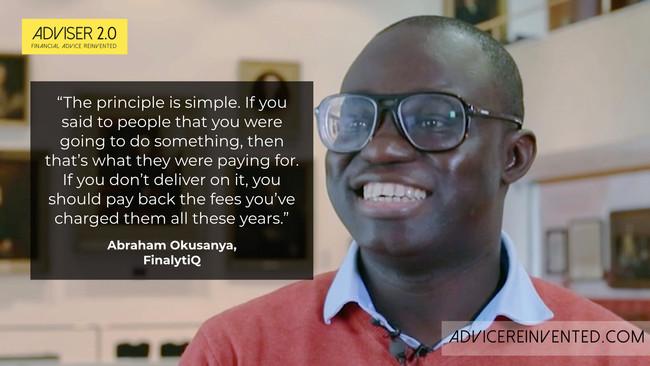 Abraham Okusanya: Give closet trackers the PPI treatment
