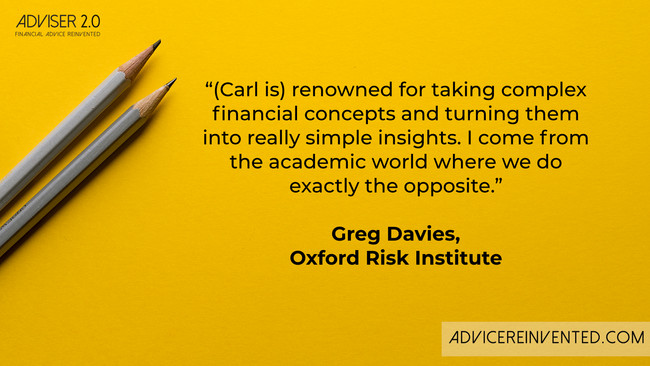 Carl Richards & Greg Davies on managing investor behaviour