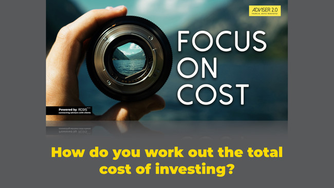 How do you calculate the total cost an investor pays?