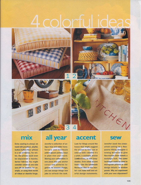 Country Living Page 6.