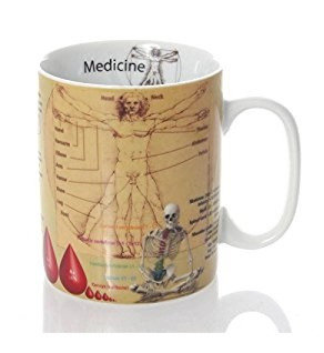 Knowledge of Medicine Coffee Mug