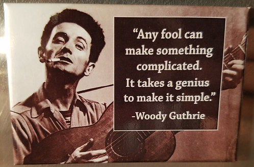 it takes a genius - magnet