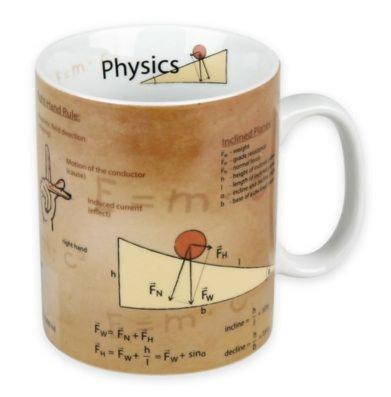 Physics Student Coffee Mug