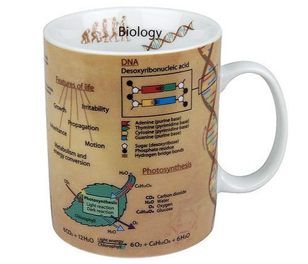 Biology Lovers Coffee Mug