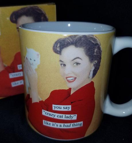 like it's a bad thing - Funny Coffee Mug