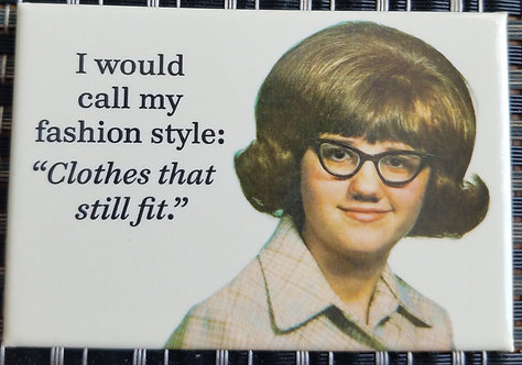 my fashion style - magnet