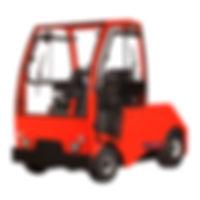 Tractor de Arraste Tecna VTA