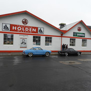 At the Holden Museum