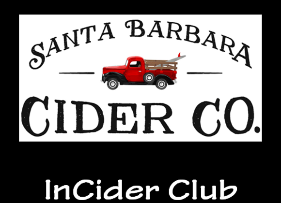 InCider Club Annual Membership