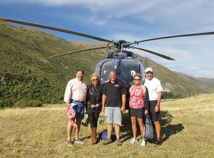 Dunedin Helicopter Tours NZ, Tours New Zealnd,
