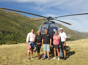 Dunedin Helicopter Tours NZ, Tours New Zealnd,