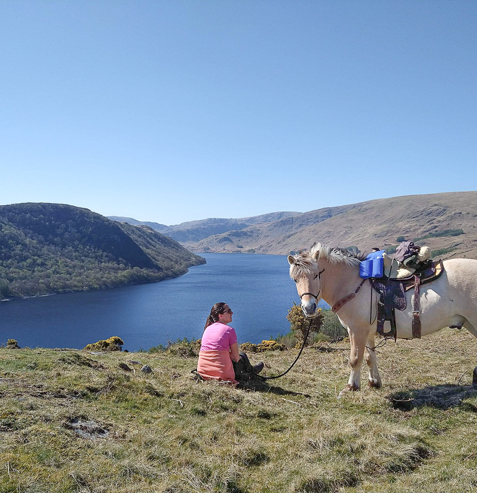 Time off by Haweswater