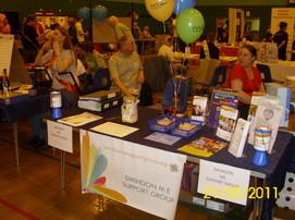 May 2011 Neurologial Fair, Stratton Community Centre