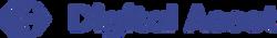 Digital Asset Logo - white
