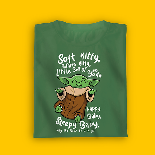 Little Child like Yoda
