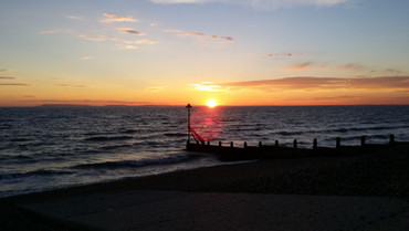 A Selsey Sunset