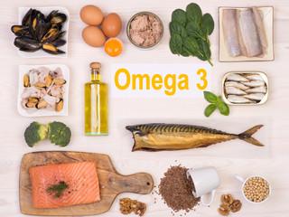 Les Indispensables Oméga 3 !