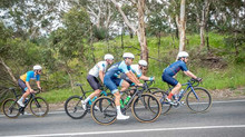 I raced at Adelaide, national championship