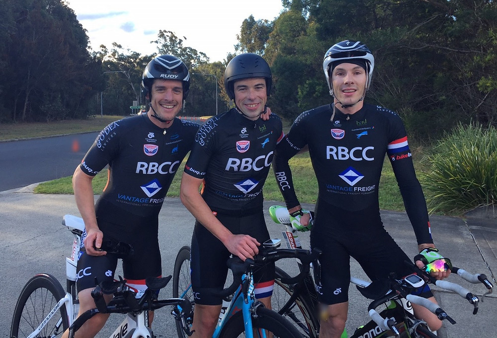 Team time trial at Nowra #RBCC