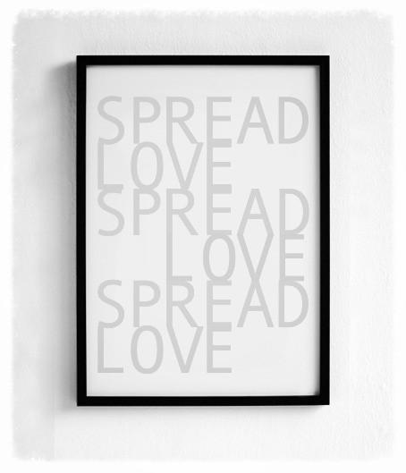 Spread Love Poster 2 2015-1-5-15:33:13