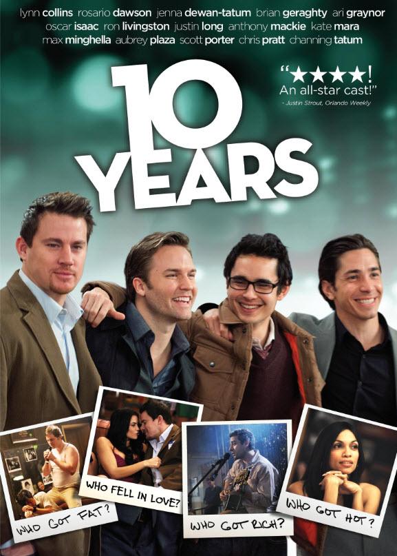 10 Years - Free Association