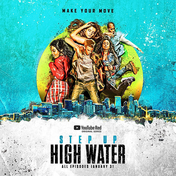 Step Up: High Water - Free Association