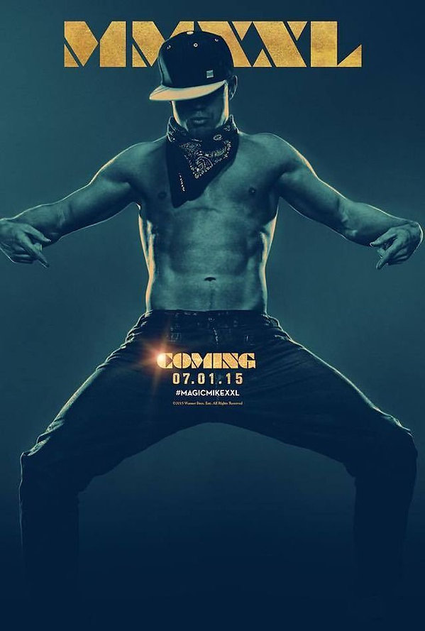 Magic Mike XXL - Free Association