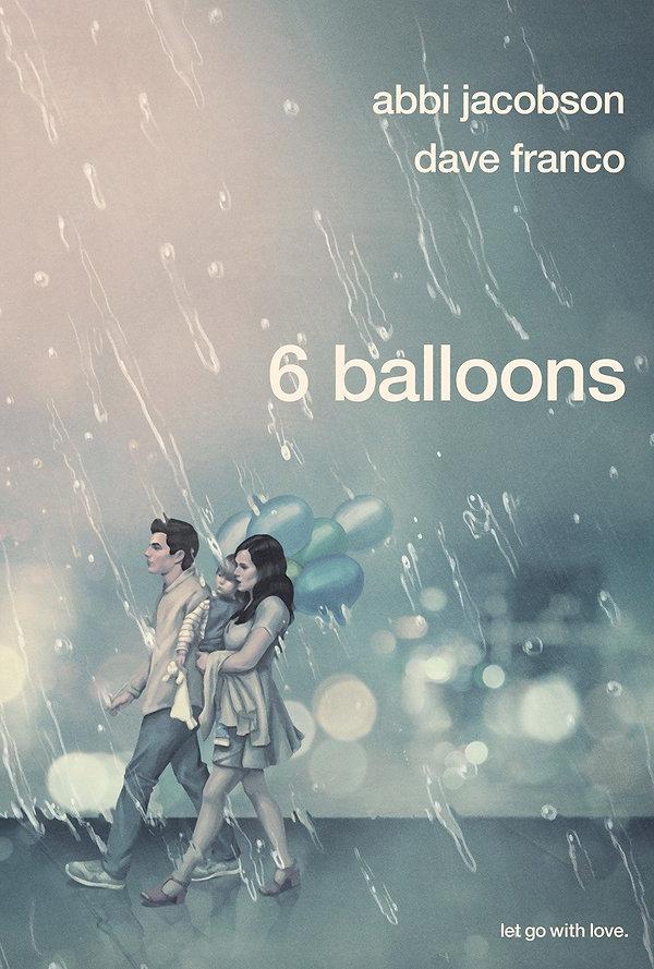 6 Balloons  - Free Association