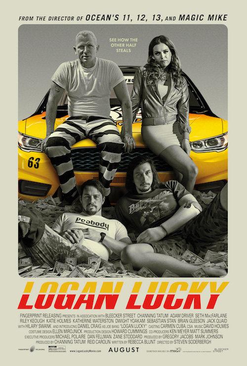 Logan Lucky - Free Associaton