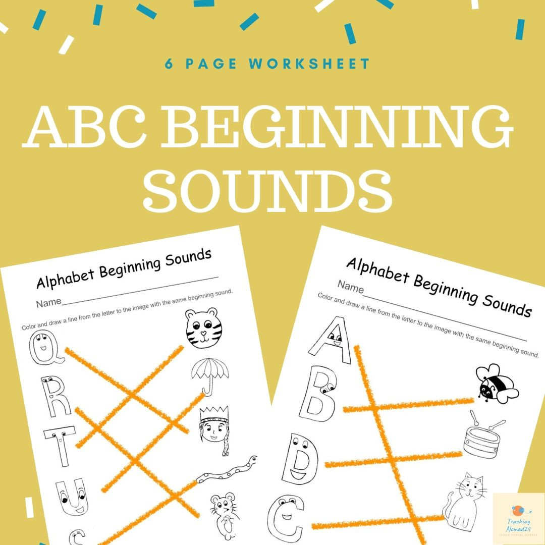 ABC Beginning Sounds