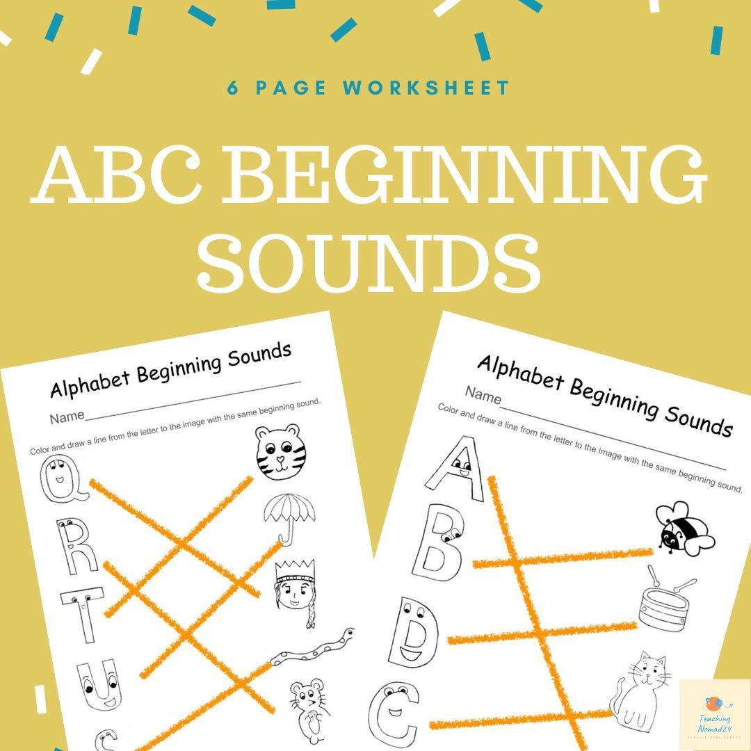 ABC Beginning Sounds