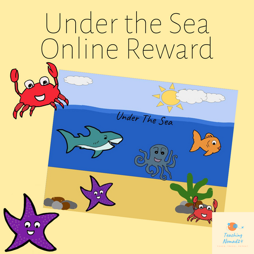 Under the Sea Reward System