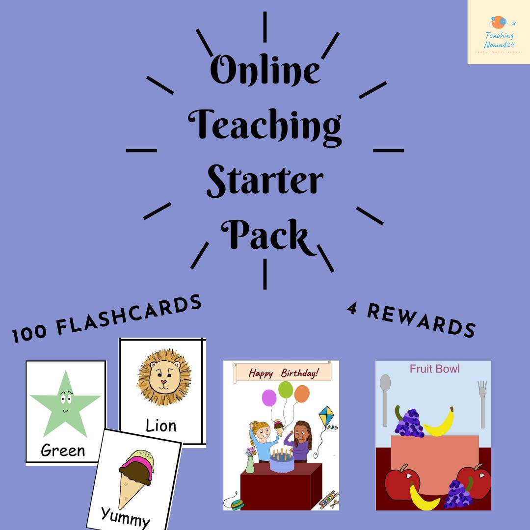 Online ESL Teaching Starter Pack