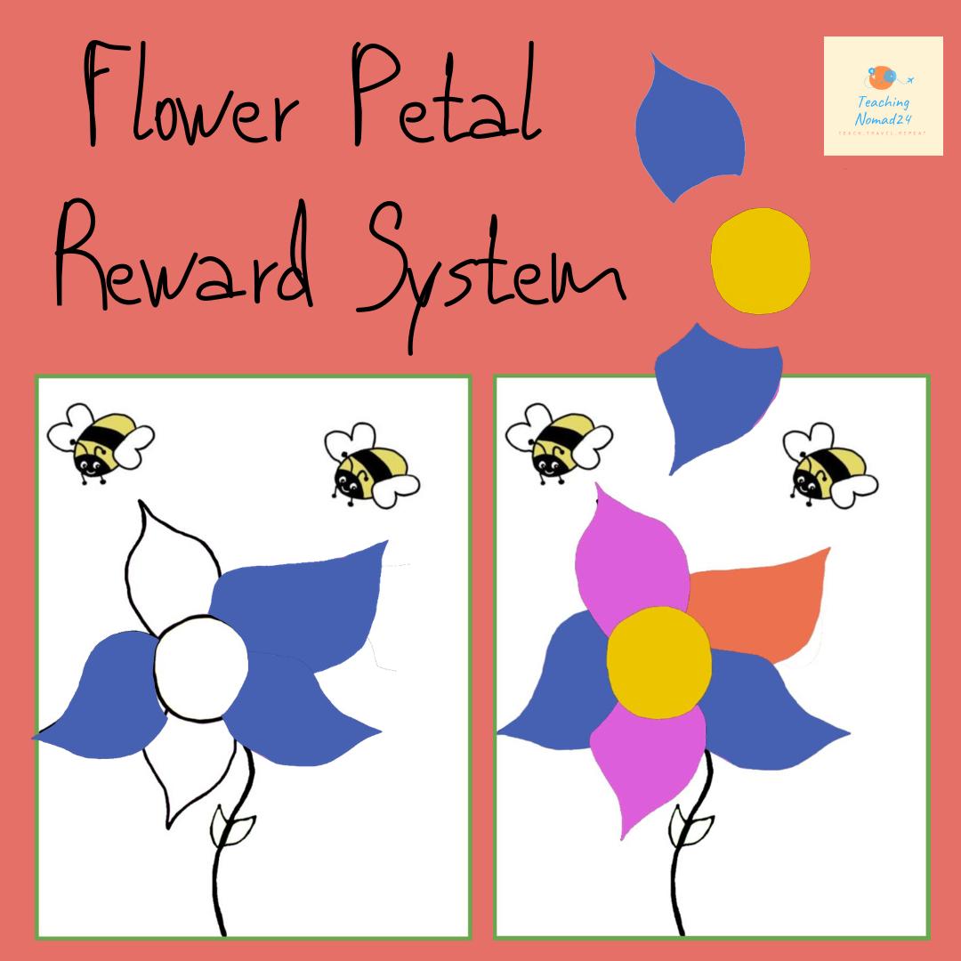 Flower Reward System