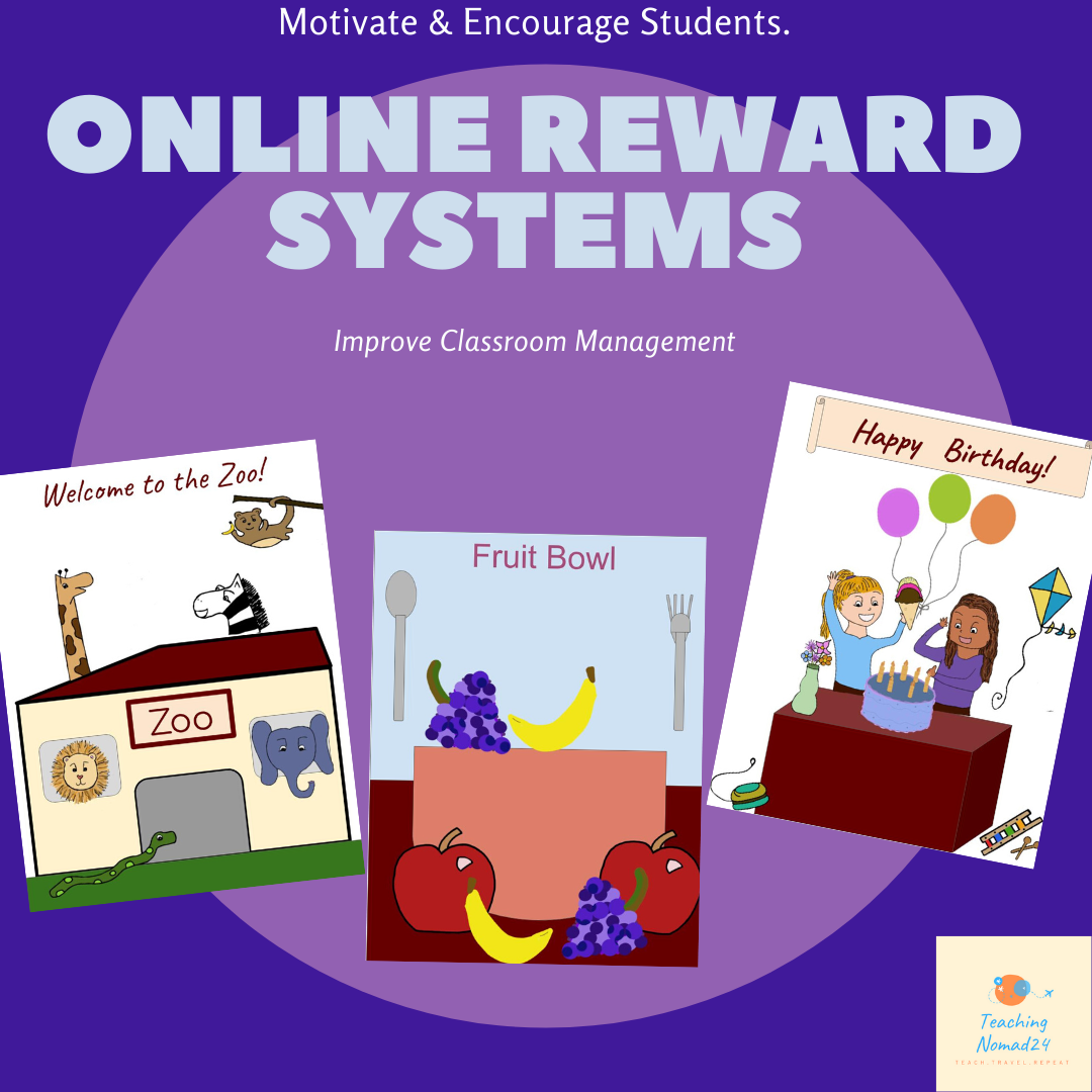 Online Reward Systems