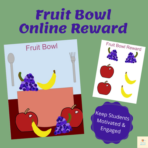 Fruit Bowl Online Reward System