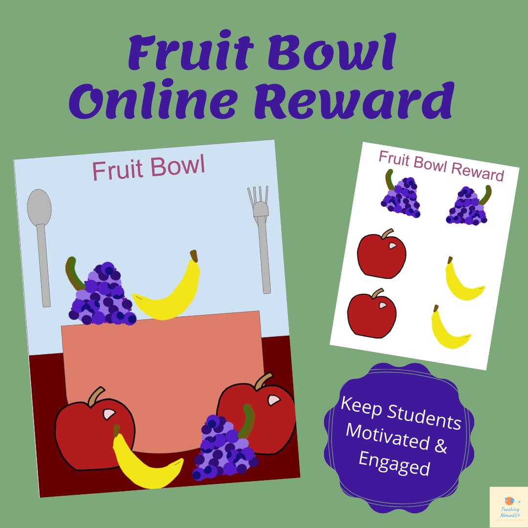 Fruit Bowl Online Reward System