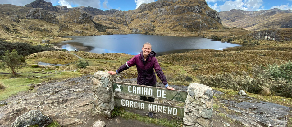 Visiting Cajas National Park — A Day Trip from Cuenca