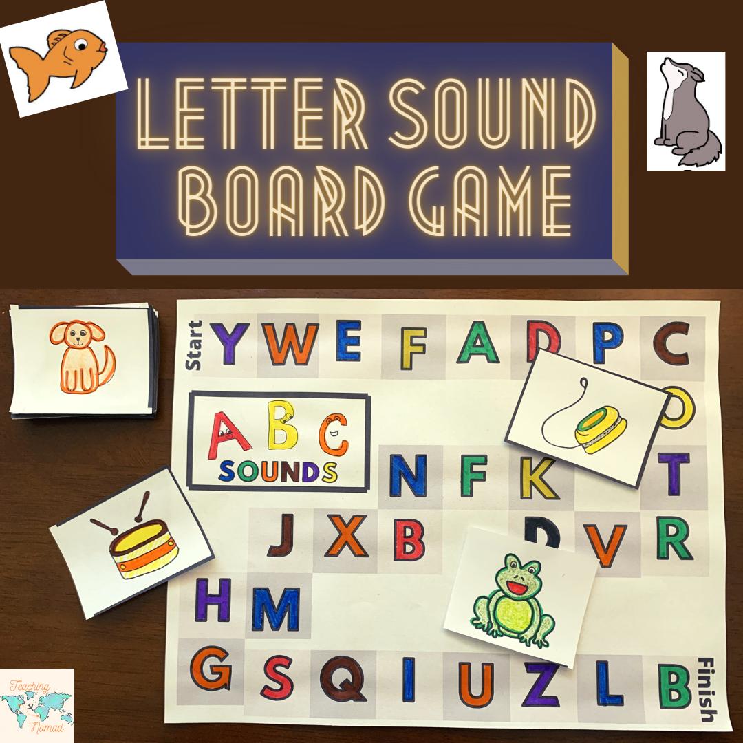 Letter Sound Game