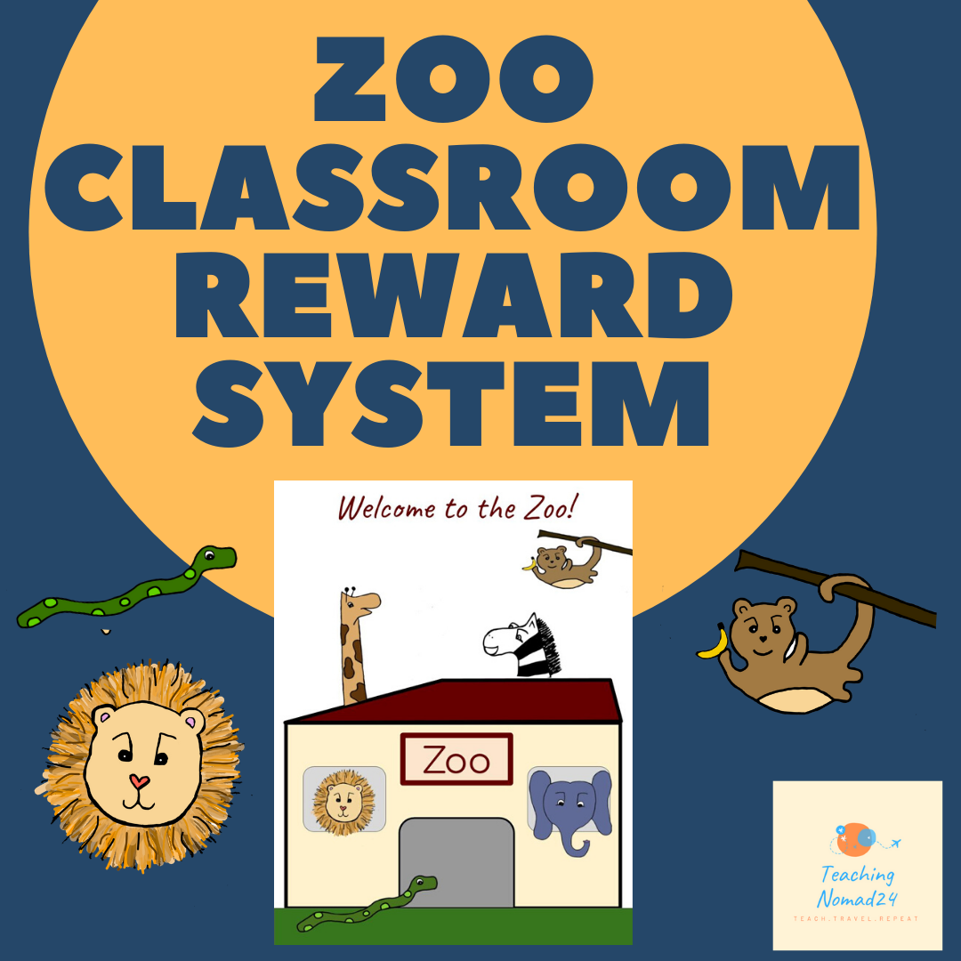 Animals at the Zoo Reward System