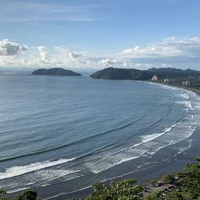 Surf Sun and Sand; A Month Living in Jaco, Costa Rica