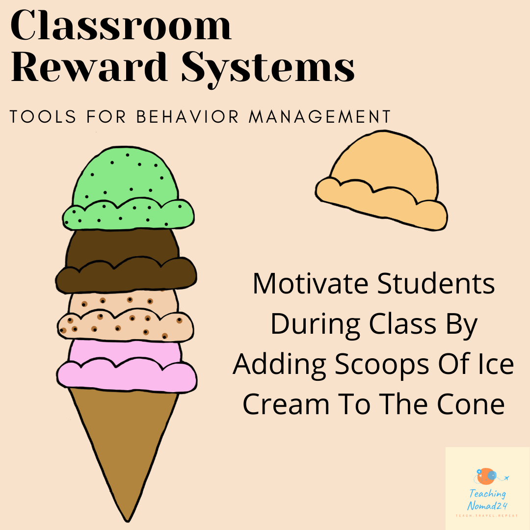 Ice Cream Reward System