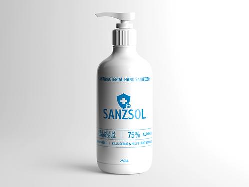 Antibacterial Hand Sanitizer - 250ml