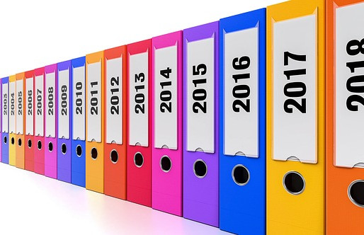 4 Ways to Organize Your Grant Documents for the New Year