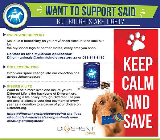 SAID Newsletter - September 2018 | The Society for Animals