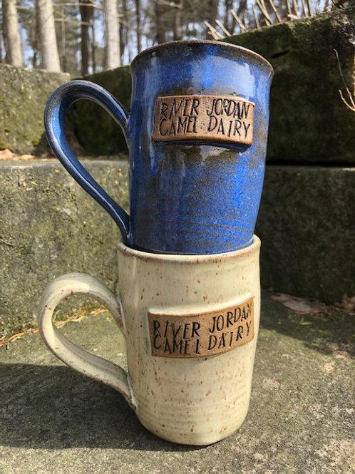 River Jordan Camel Dairy Mugs