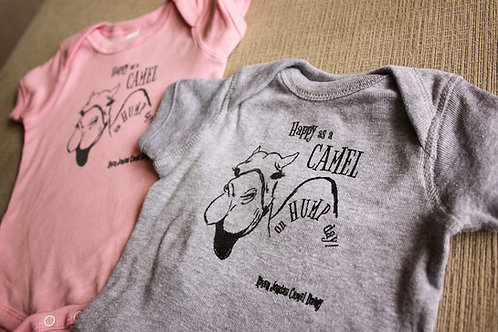 Happy as a Camel Tee - Baby/Toddler