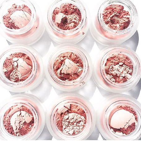 Colour your day with our mineral blush i