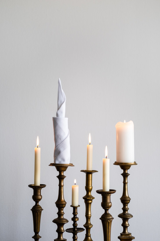 The Art of the Fold_candle