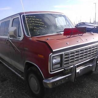 1979 E250 Econoline Van